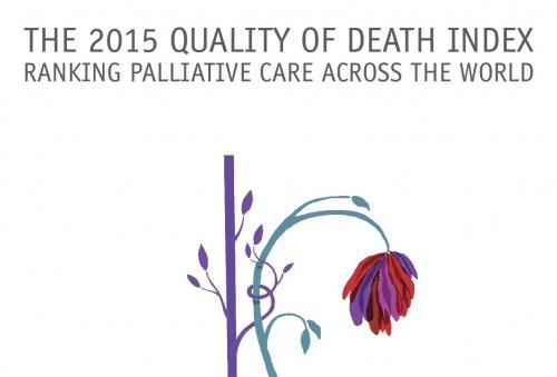 UK palliative care ranked #1