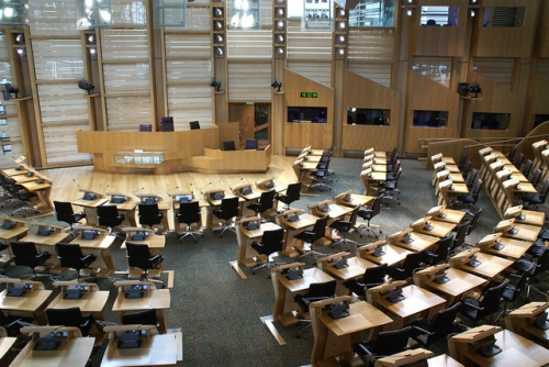 Holyrood motion laid against AS