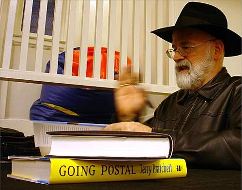Pratchett's documentary