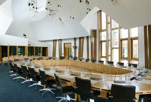 Holyrood bill committee reports