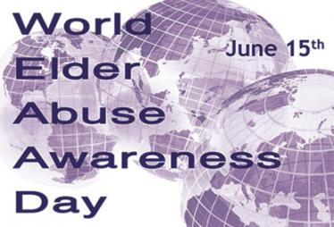 World Elder Abuse Day